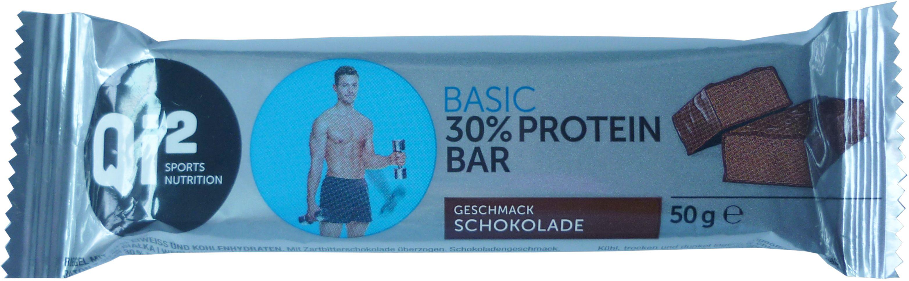 Qi² Basic -Schokolade