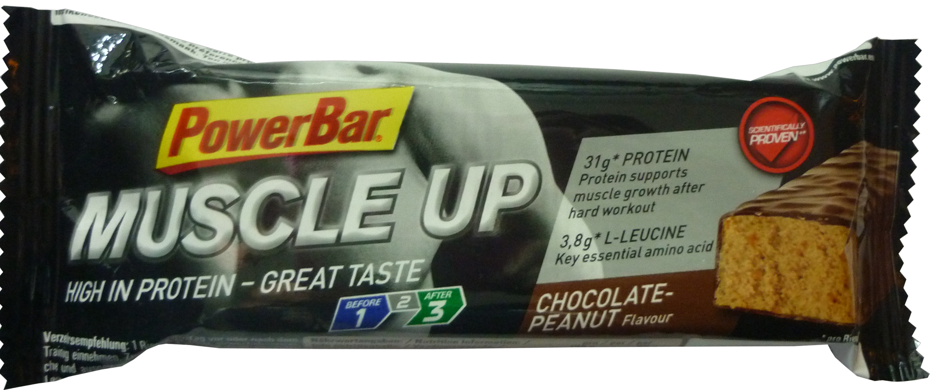Powerbar - Chocolate Peanut