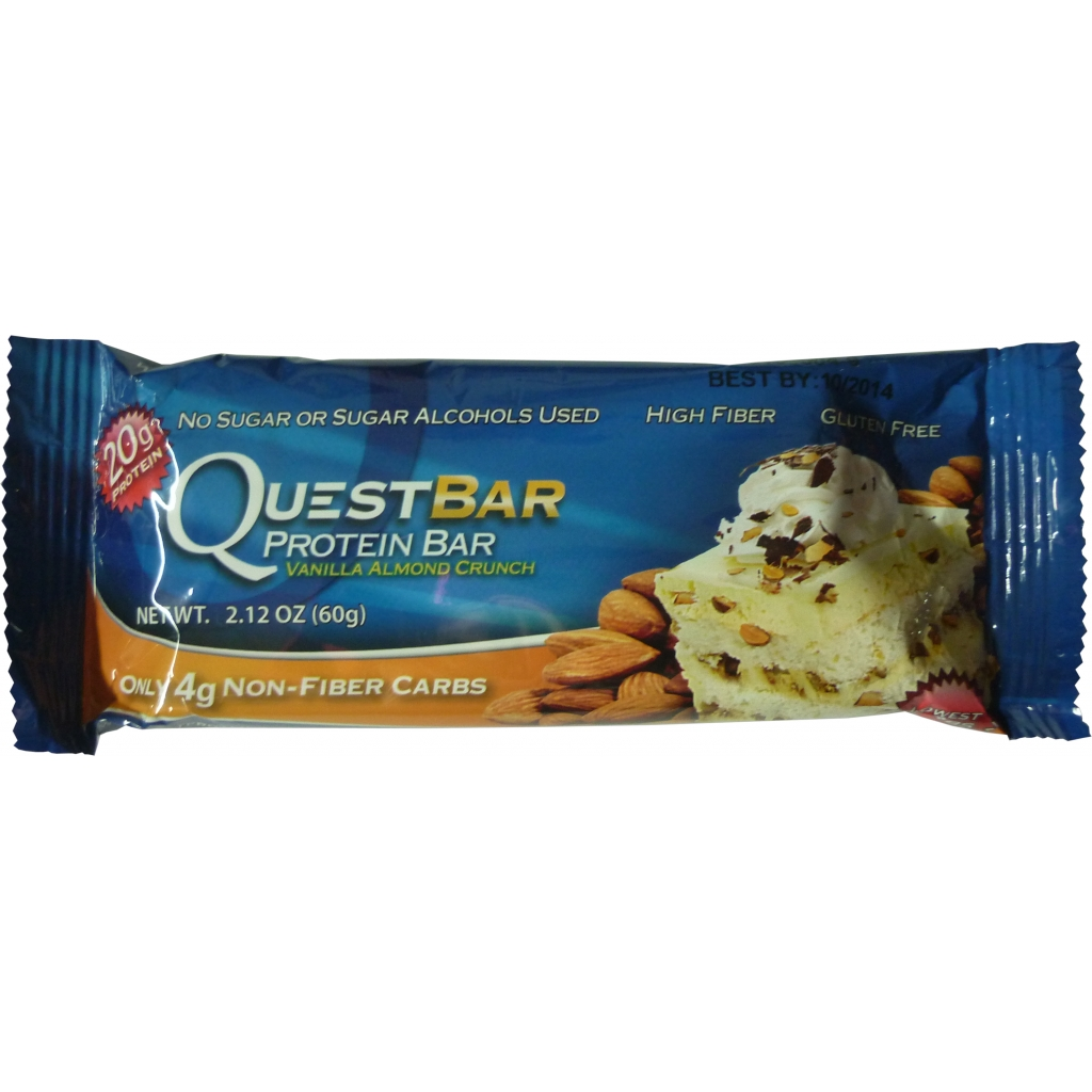 Quest Bar - Vanilla Almond Crunch