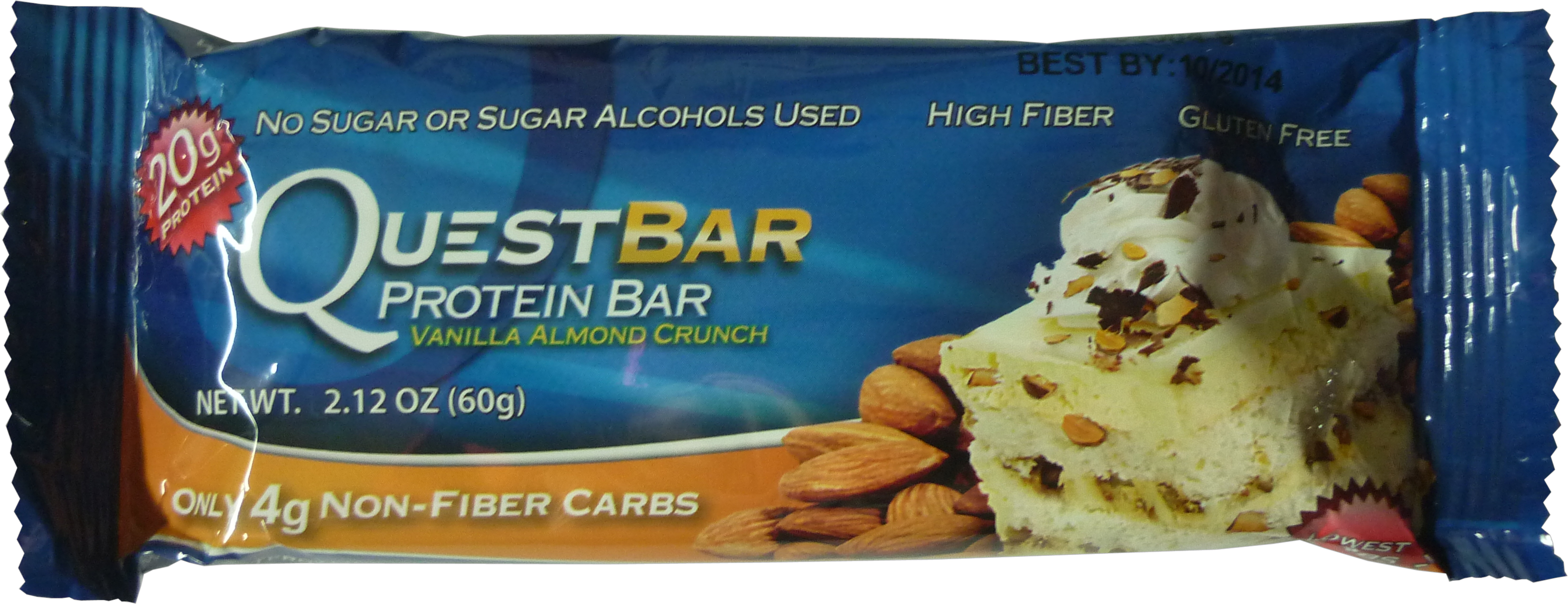 Quest Bar - Vanilla Almond Crunch