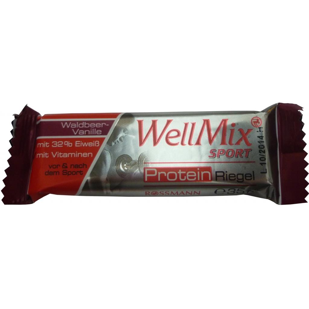 WellMix - Waldfrucht Vanille