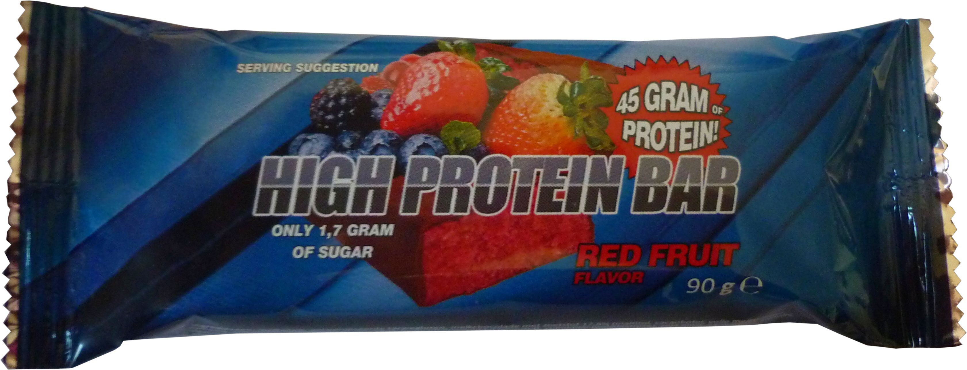 XXL Nutrition - Red Fruits