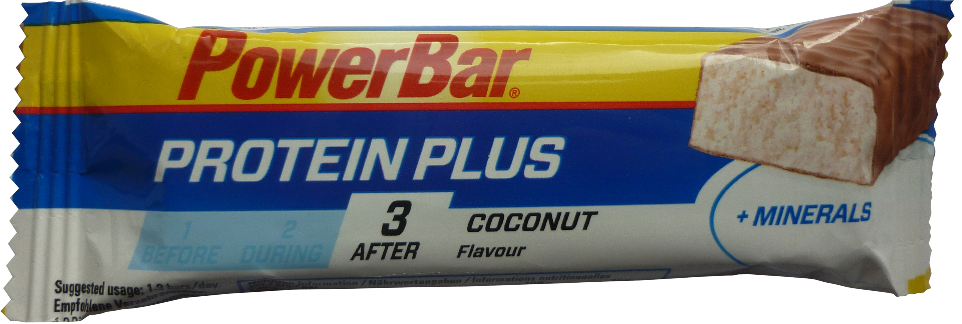 PowerBar Protein Plus - Coconut
