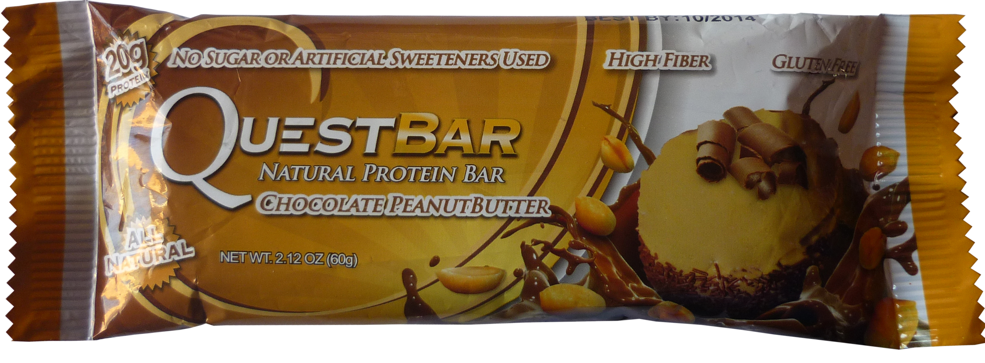 Quest Bar - Chocolate Peanut Butter