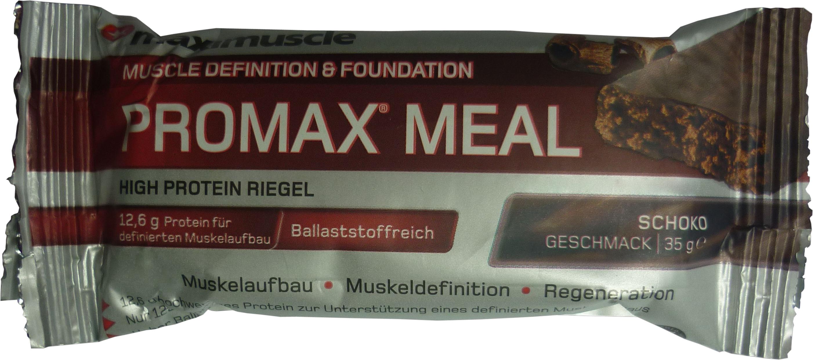 Maximuscle Promax - Schoko