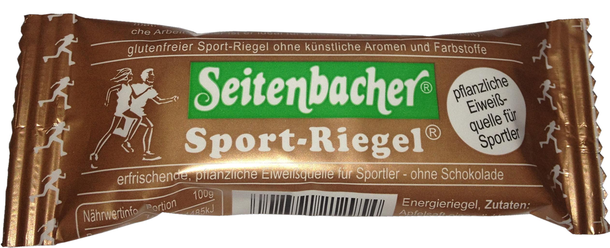Seitenbacher - Sport-Riegel