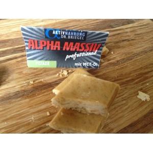Alpha Aktivnahrung - Alpha Massiv Pistazie