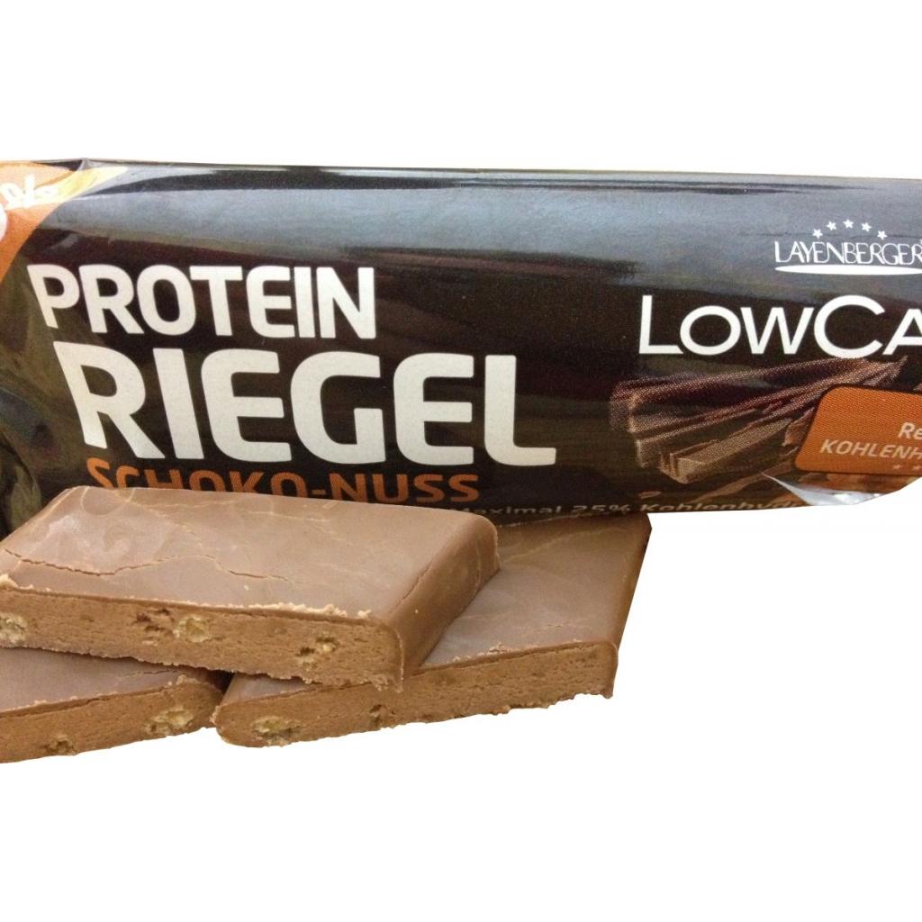 Proteinriegel von Layenberger