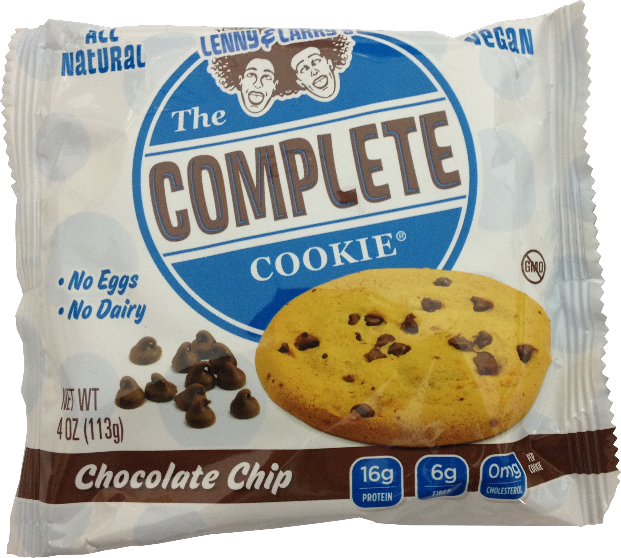 Complete Cookie - Lenny Larrys