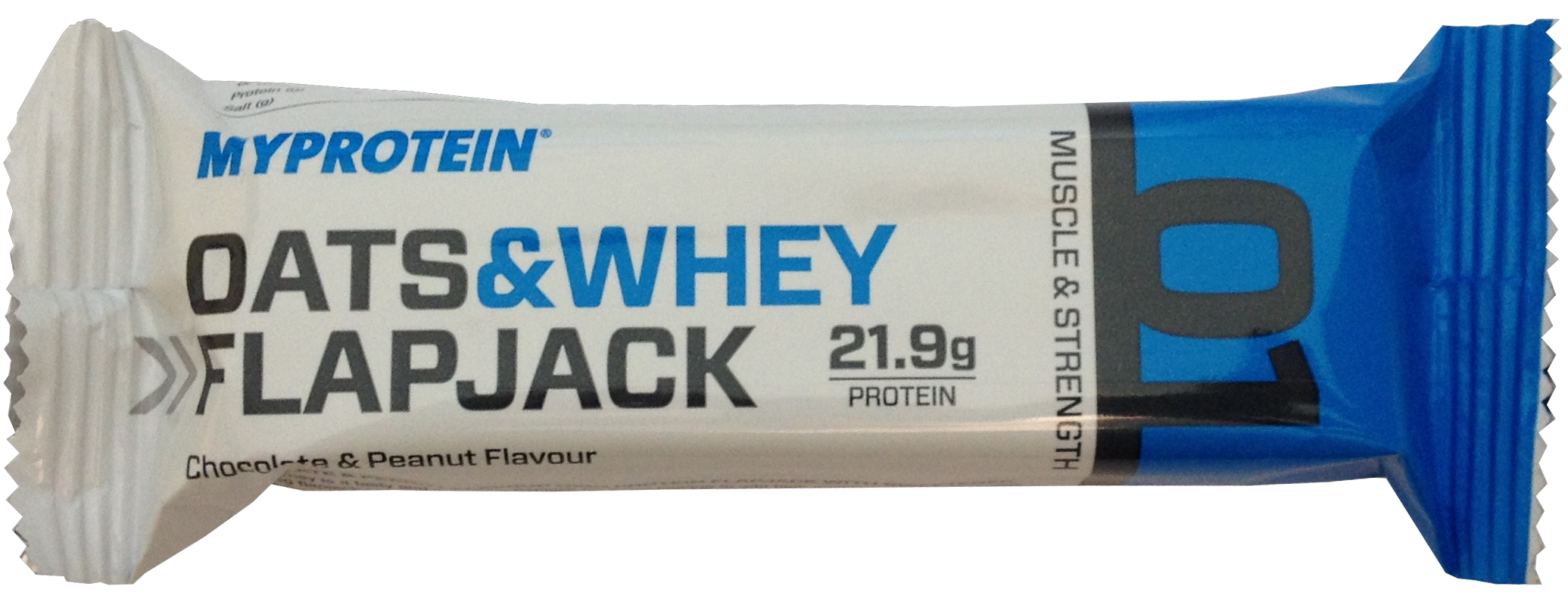 Myprotein - Oats and Whey Flapjack