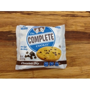 the complete cookie - chocolate chip